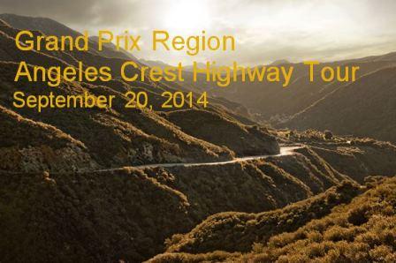 Angeles Crest Tour 09202014